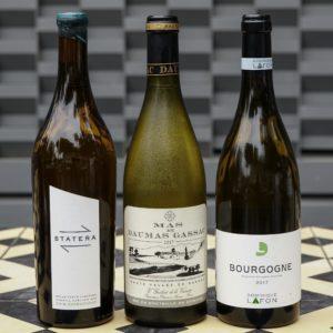 Bottles of White: Chardonnay & Friends