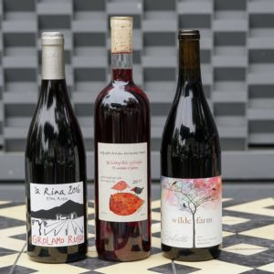 Bottles of Red: Chillable