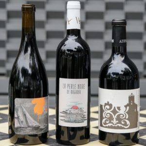 Bottles of Red: Fruit Comes First