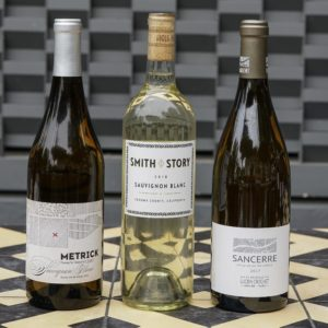 "Bottles of White: ""I usually drink Sauvignon Blanc"""