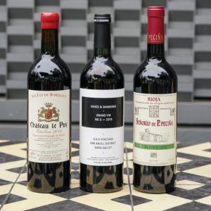 Bottles of Red: Robust